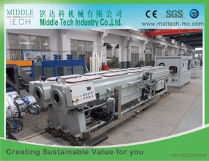 Plastic PVC Electric/Electrical Conduit Pipe Extrusion Production Line pictures & photos