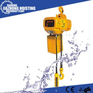 Promotion 500kg 3phase Electric Hoist with Powered Trolley