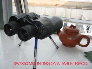 7X50 Wtaerproof Binocular Outdoor Telescope Long Range Low Price (8A/7X50) pictures & photos