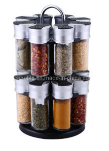 16 PCS Spice Rack Set (KG0503510003)