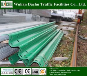 AS NZS 3845-1999 Three-Wave Beam Guardrail pictures & photos