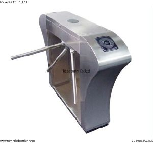 Magnetic Access Control System Tripod Turnstiles RS 818