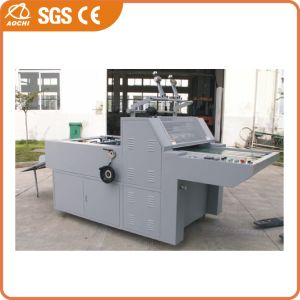 Semi-Auto Thermal Film Laminating Machine (YFML SERIES) pictures & photos