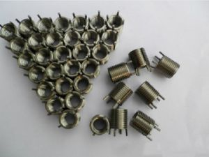 UNF/UNC/Mertic Standard Key Locking Inserts with Heat-Resisting in China