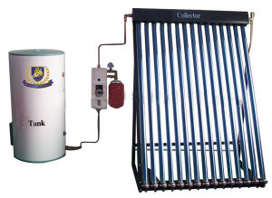Heat Pipe Solar Water Heater pictures & photos
