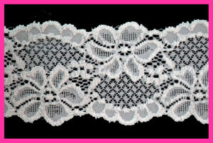Fashion Nylon Lace Trimming 115 pictures & photos