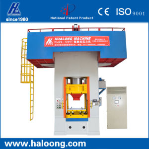 CNC H-Frame Sheet Metal Hot Forging Press Machinery with One Button Operation pictures & photos
