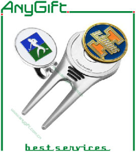 Golf Marker with Customized Logo pictures & photos