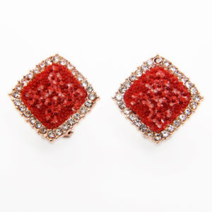 2014 Fashion Accessories Square Earring