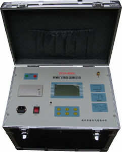 Transformer Capacity and Dissipation Factor Test Set (DTJS-6009)