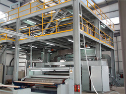 High Output 3.2m SSS Line of PP Nonwoven Fabric pictures & photos
