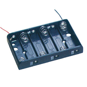 1.6p (AA*6) Battery Holder/Box (BH020) pictures & photos