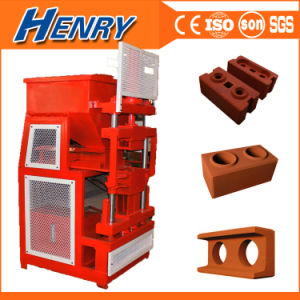 Hr2-10 Automatic Hydraulic Soil Interlocking Brick Making Machine Sale in Kenya pictures & photos