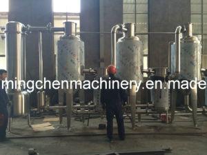 Forced Circulation Evaporator (Evaporation capacity: 500kg/hr)