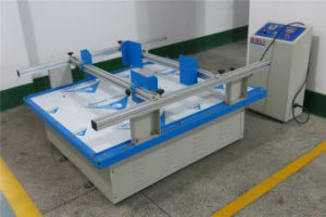 Simulating Transport Vibration Shaking Machine, Cartons Transport Test Equipment pictures & photos