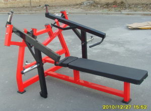 Fitness Equipment/Commercial Use ISO-Lateral Horizontal Bench Press pictures & photos