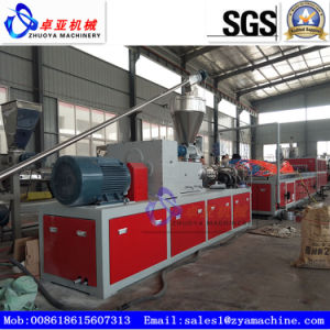 PVC UPVC Window Profile Door Profile Extrusion Machine Line pictures & photos