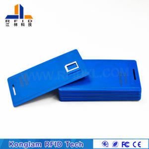 RFID Smart Membership Card with T5577 Material pictures & photos