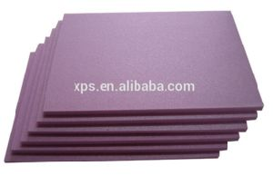 No Fire Retardant Extruded Polystyrene Board