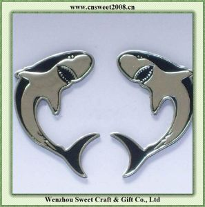 Custom Design Car Badge Stickers pictures & photos