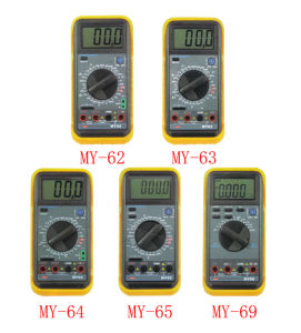 Multimeter/Electronic Multimeter/Multi-Meter/Digital Multimeter pictures & photos