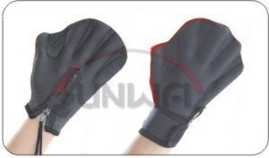 Neoprene Webbed Glove for Swimming (GL006) pictures & photos