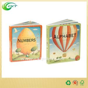 A4/A5 Customized Children Story Book Printng with Perfect Binding (CKT-BK-004)