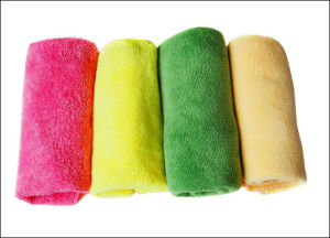 Microfiber Cleaning Towel (FC-G14MF11)
