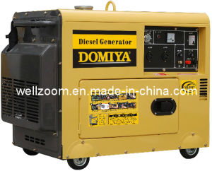 Air-Cooled Diesel Generator (DMG6500LDE)