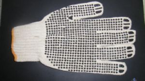 Competitive Popular Working Cotton Gloves (SQ-013) pictures & photos