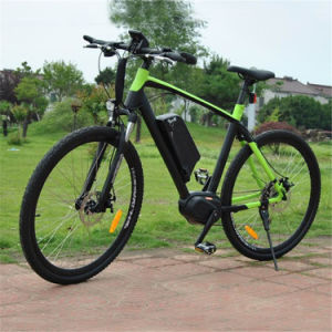 700c Middle Driving Mountain Electric Bike/ Electric Bicycle/ Ebike pictures & photos