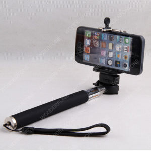 Universal Auto Heterodyne Selfie Monopod for iPhone pictures & photos