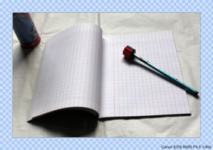 A4 A5 Soft Cover Exercise Book