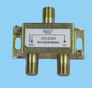 Satellite Diplexer (BST-UV40)