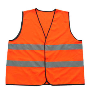 High Visibility Car Warning Safety Vest En ISO20471 pictures & photos