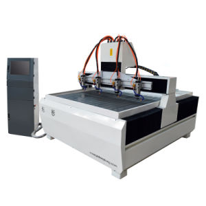 Double Head 4 Spindles Wood Furniture CNC Router (DT1815-4) pictures & photos