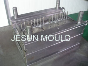 Precision Many Cavity No. Plastic Pen Mould, Barrel/Body Injection Mold