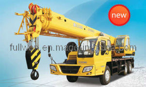 25t Series Truck Crane QY25B. 5 pictures & photos