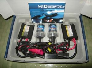 HID Single Beam Xenon Kit with Slim Ballast 35W