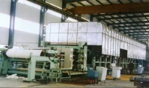 2400mm High Speed Paper Making Machines, Paper Machine Culture Paper A4 Paper, Printing Paper Notebook Paper Machine Henan China pictures & photos