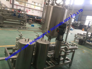 Low Consumption Fruit Puree/Fruit Pulp Production Line pictures & photos