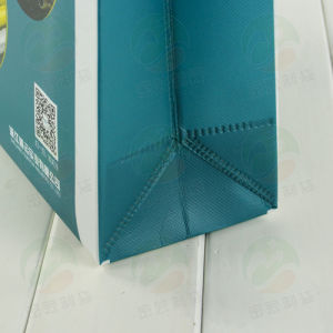 Auto-Formed Non Woven Bag Customised Design Promitional Packing Non Woven Bag (MYC-046) pictures & photos