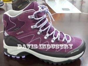 High Cut New Design Hiking Boots with Waterproof