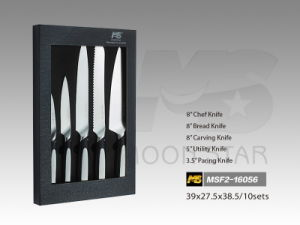 Forged Handle Series Kitchen Knife (MSF2-16056) pictures & photos