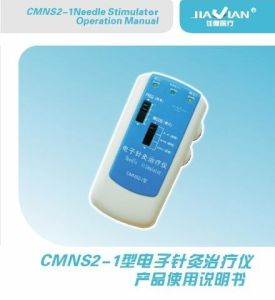 Cmns2-1 Needle Stimulator for Acupuncture Needles pictures & photos