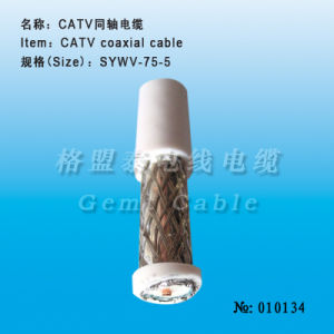 Professional Manufacturer in CATV Coaxial Cable pictures & photos