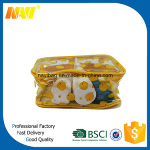 Color Printing PVC Zipper Cosmetic Bag pictures & photos