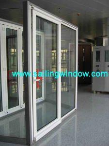 Aluminium Lift and Sliding Door - 400 Kg Heavy Duty pictures & photos