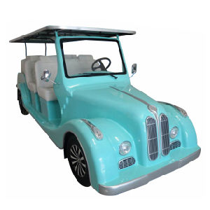 8 Seats Electric Vintage Classic Cars for Sale pictures & photos