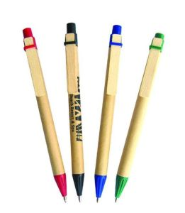 2017 Recycle Paper Ball Pen for Promotional pictures & photos